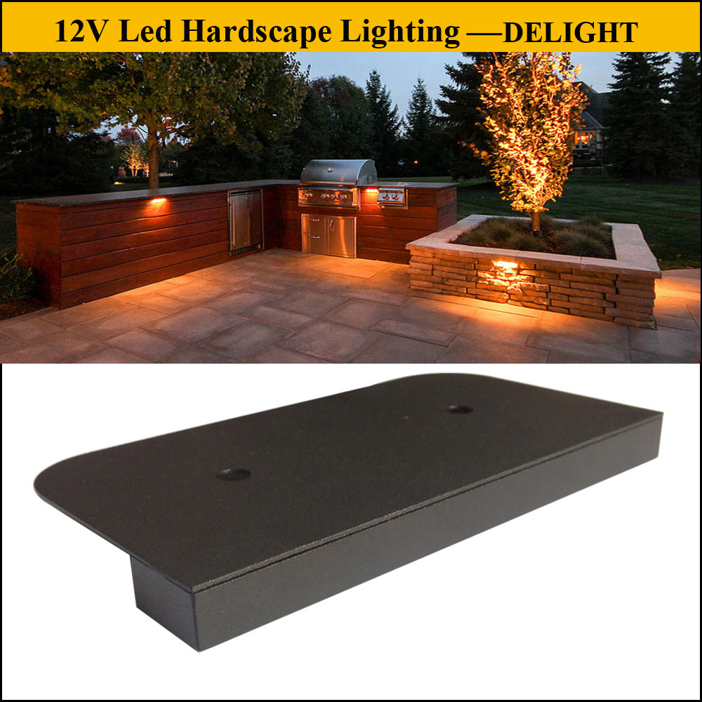 LED Hardscape Light for Retaining Wall Light