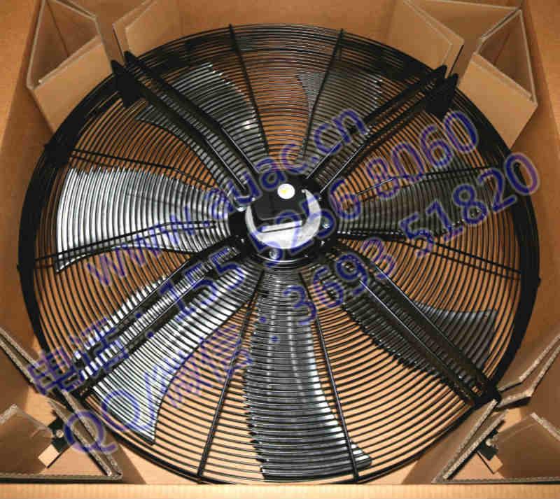 施乐百风机施乐百FN091-SDA.6N.V7 艾默生空调室外风机