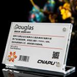 L型强磁台卡桌牌 商品价格牌
