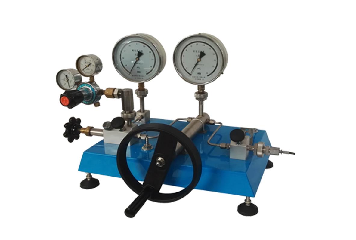 BST2018G气瓶减压器校验台