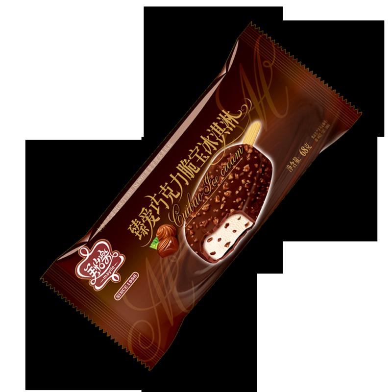 臻愛巧克力脆寶冰淇淋