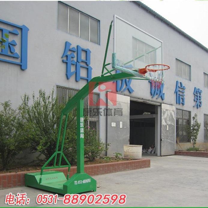 山东篮球架 凹箱移动篮球架  济南篮球架