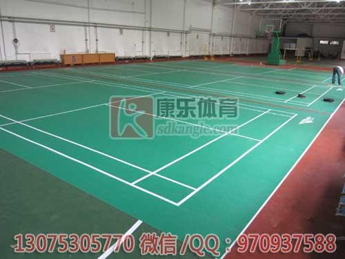 山东塑胶地板,东营羽毛球地板,羽毛球地胶