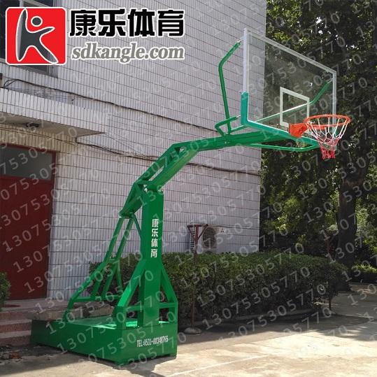 移动防液压篮球架|济南篮球架