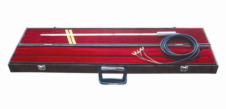 BST1823低温玻璃套管标准铂温度计温度范围:13K~232℃,玻璃套管