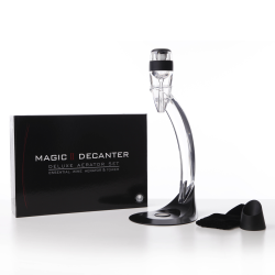 360° Magic Decanter Wine Aerator Set LFK-006B