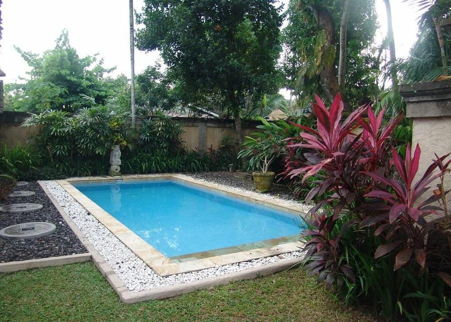 祈福豪庭别墅游泳池