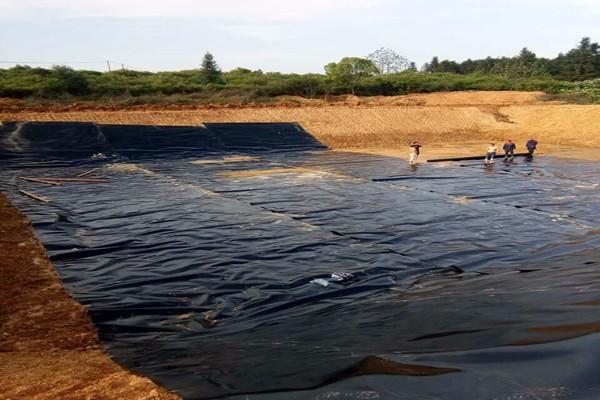 北京人工湖防渗防漏水,蓄水池防水景观水池防水土工膜