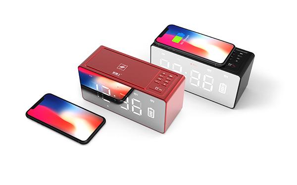 S92s手机无线充蓝牙音箱