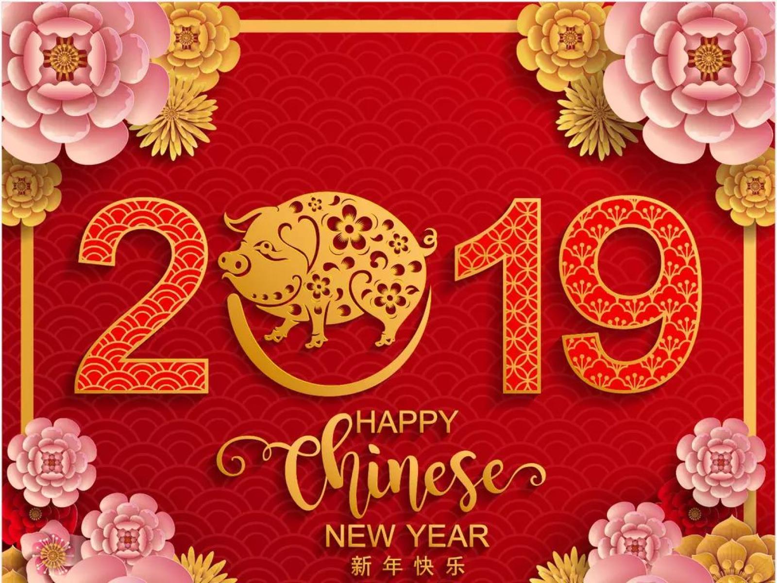 2019年春节放假公告