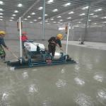 干货丨耐磨地坪激光整平施工技术