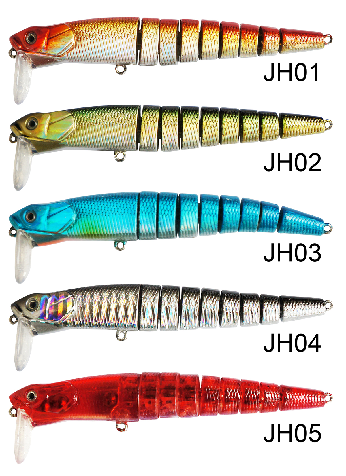 Multi-Joint Hunter 11CM 21G