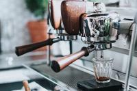 半自动意式咖啡机