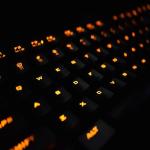 雷柏游戏机械键盘评测