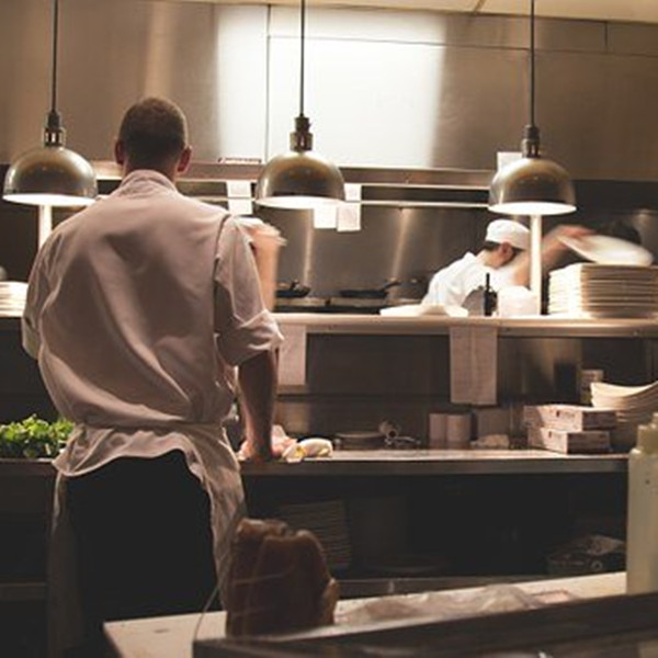 餐厅厨房案例