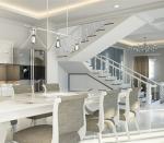 新中式风格 - 别墅