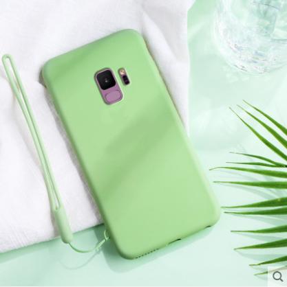 适用于手机壳液态硅胶三星S9专用版