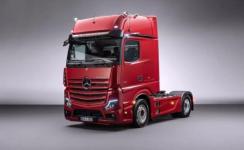 2021年11月投产!梅赛德斯-奔驰装备最齐全、最豪华的旗舰卡车—ACTROS L长啥样?
